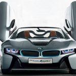 BMW i8 Mobil Dengan Konsep Masa Depan Terbaik