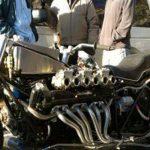 Mantap Ada Motor Bermesin V12 Kepunyaan lamborghini