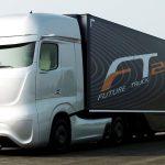 Truk Masa Depan 2025 Mercedes - Benz