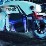 Brigade DLRB-306, Motor Polisi Tanpa Pengendara & Bisa Nilang