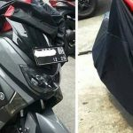 Cover Motor Untuk NMAX Bertema Sport