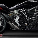 Galeri Foto Ducati xDiavel Motor Penjelajah