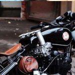 Galeri Foto Motor Keren Klasik Jadul