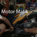 Ganti Oli Motor Matic Yang Tepat