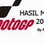 Ini Dia Hasil MotoGP 2015 Klasemen Result