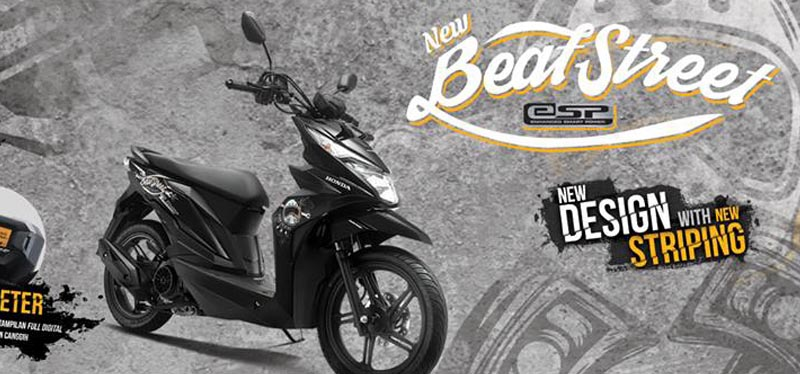 Honda All New BeAT Street