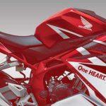 Sadis Honda CBR250RR Spek Canggih dan Modern