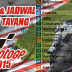 Kalender & Jadwal MotoGP 2015 Waktu Indonesia Barat