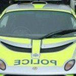 Mobil Polisi di Dunia