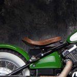 Modifikasi Kawasaki Vulcan 800 Versi Motor Klasik