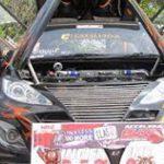 Modifikasi Mobil Daihatsu Xenia Versi Mulan Maulani