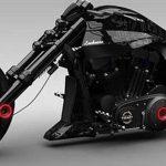 Konsep Modifikasi Motor Lowrider Ceper Masa Depan