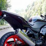 Modifikasi Motor Ninja Kawasaki Edisi Hitam Merah