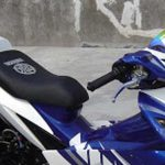 Gambar Modifikasi Motor jupiter MX 11