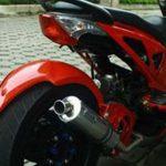 Modifikasi Stang Pada Honda Ala Versi Moge & Low Rider