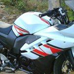 Modifikasi Yamaha Bison Mirip FZ R15 2