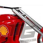 Galeri Foto Motor Ferrari Modifikasi Serta Konsep