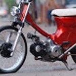 16 Foto Motor Honda Klasik Berbagai Model