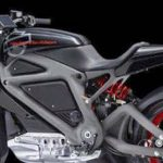 Motor Listrik Pertama Harley Davidson