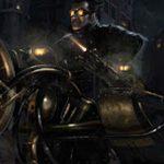 Motor Modif Konsep Sherlock Holmes Steampunk Blackwidow