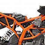 FOTO : Motor Sport KTM RC390 Penampilan Jalanan