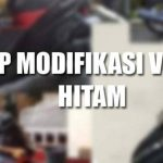 5 Top Motor Vario Hitam Modifikasi