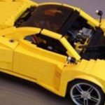 Mobil Pagani Zonda C12 LEGO