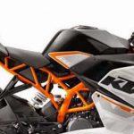 Spesifikasi KTM RC390 Bagian Mesin & Chassis