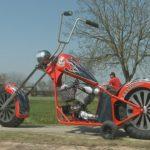 Saking Besarnya Motor Ini Masuk Guinness World Record