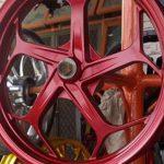 Velg Motor Warna Merah