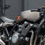 Motor Yamaha Yard Built XJR 1300