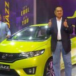 Harga All New Honda Jazz 2014 Indonesia