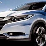 Penampilan Honda HR-V 2014-2021 di Indonesia