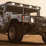 6 Mobil Hummer Termahal di Dunia