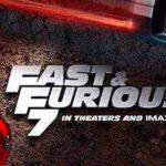 Penampakan Mobil Keren di Film Fast & Furious 7