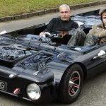 Rekor Mobil Ceper dan Terkecil di Dunia