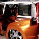 Inspirasi Gambar Modifikasi Honda HR V Terbaik