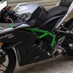 Modifikasi Motor Bajaj Menjadi Ninja H2R Hasilnya Keren