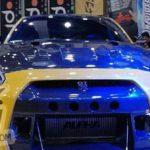 Model Modifikasi Nissan GT-R Oleh Fandy Harjatno & Hari Soeharto