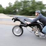 Modifikasi Motor Berbentuk Jaguar [video]