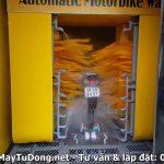 Mesin Cuci Motor Otomatis 5 Menit Langsung Bersih