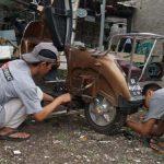 Bengkel Modifikasi Motor Bensin Menjadi Motor Listrik