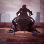 The Speeder : Motor Terbang Pertama Di Dunia Akan Hadir